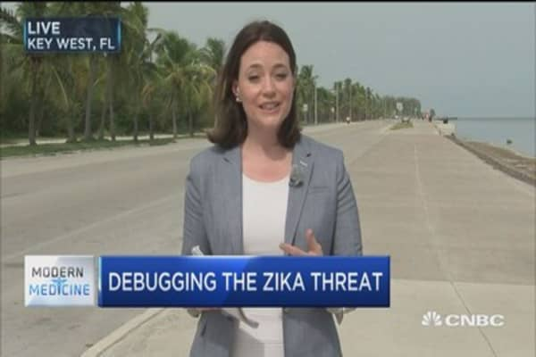 Debugging the Zika threat