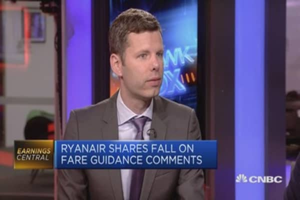 Ryanair warns rivals of sharp summer fare cuts