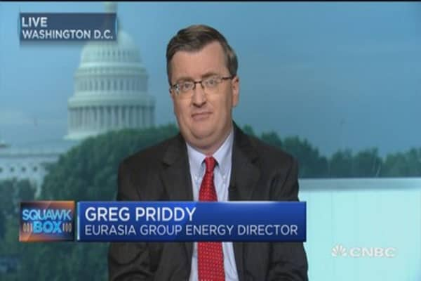 OPEC production cheats part of historical pattern: Eurasia's Greg Priddy