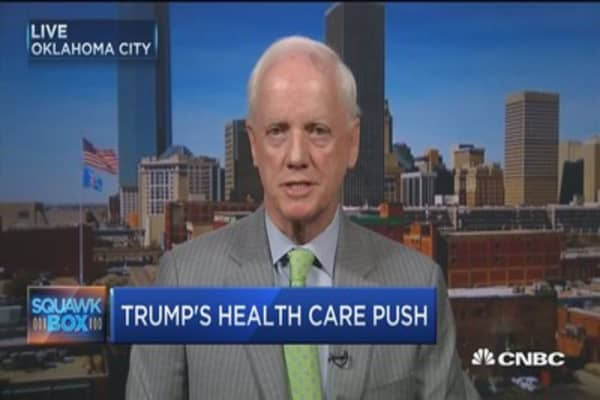 Fmr. Gov. Keating: Medicaid's huge expansion under Obamacare 'the 900 pound gorilla' in the room