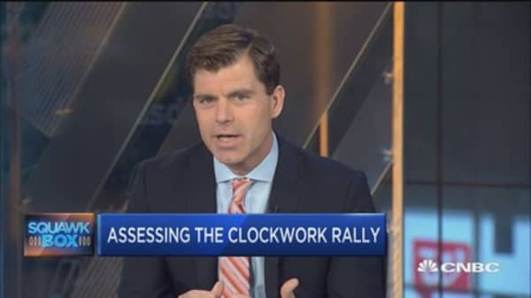 Two big factors could thwart clockwork rally in August
