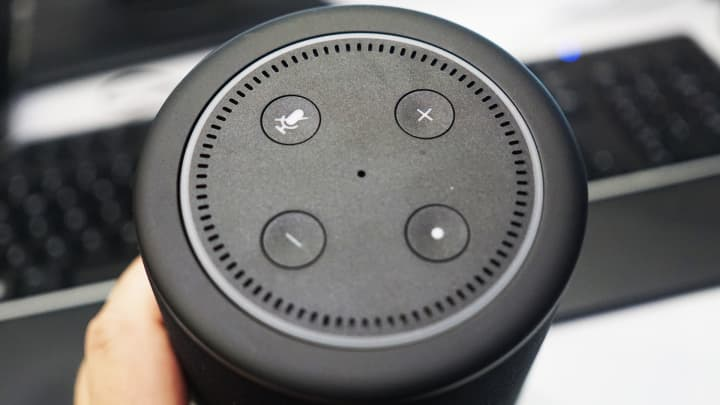 CNBC Tech: Echo Dot speaker 4