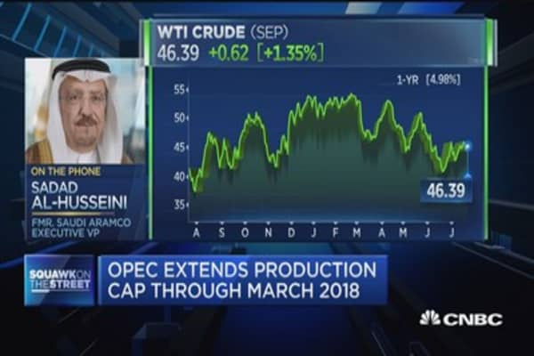 OPEC ministers looking at balancing oil market, not strictly price: Sadad Al-Husseini
