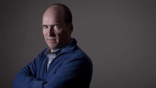 Ben Horowitz, who sought his fortune in the generally liberal Silicon Valley, in Menlo Park, Calif., Nov. 17, 2011.