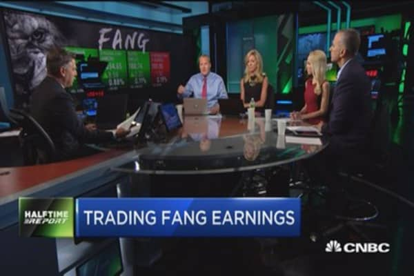 The conditions are still favorable for FANG: Trader