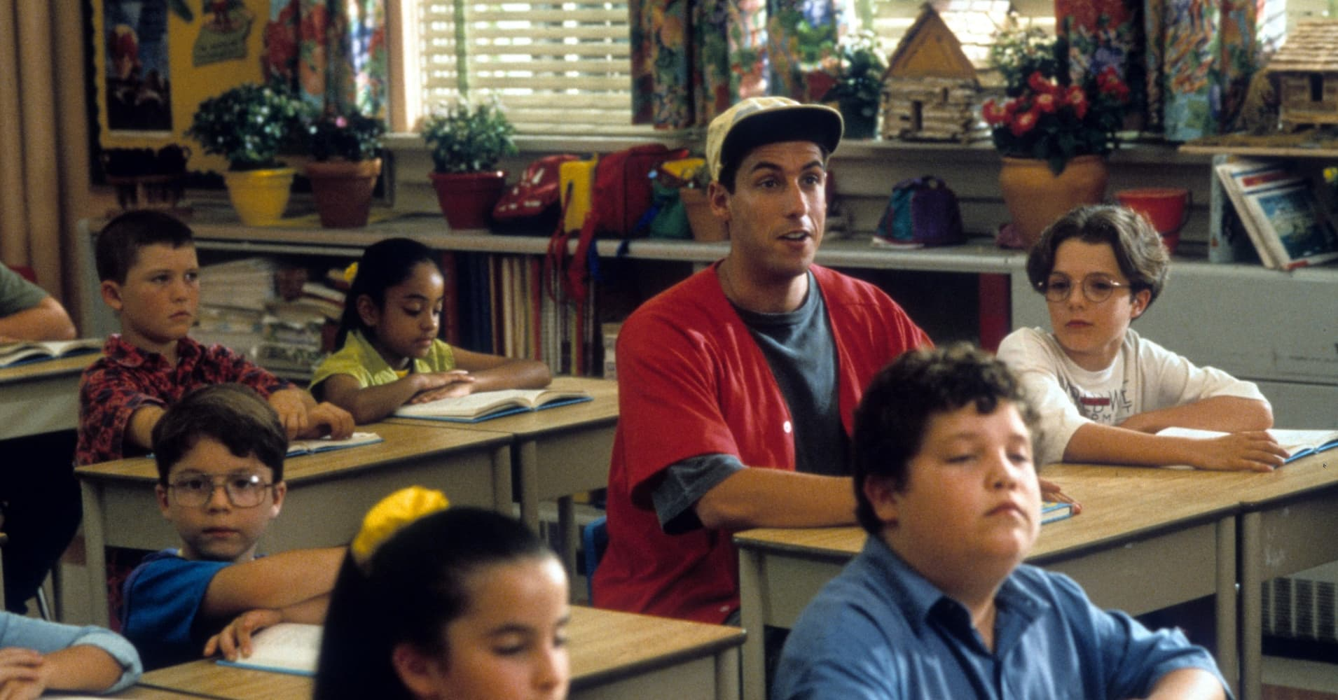 Adam Sandler in Universal Pictures' Billy Madison