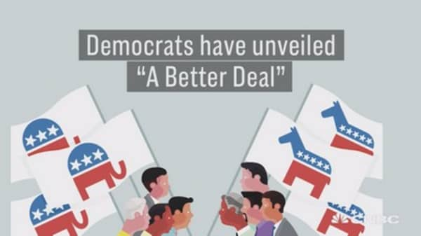 Democrats unveiled 'A Better Deal,' here's what it's all about
