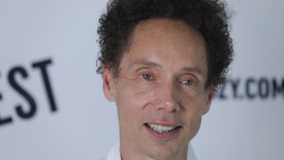 Malcolm Gladwell was fired after just two months at his first job