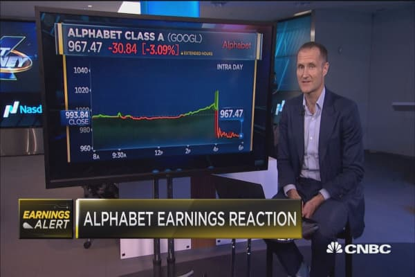 Gene Munster gives the final word on why Alphabet dropped on earnings