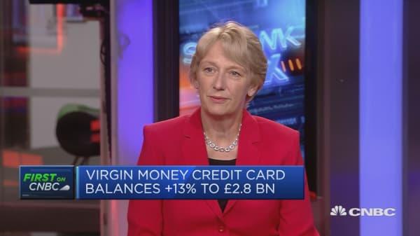 Still seeing lending as strong: Virgin Money CEO