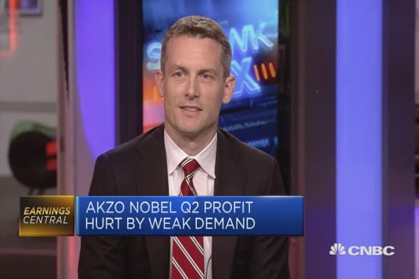 CEO resignation makes Akzo Nobel's financial targets harder: Bernstein