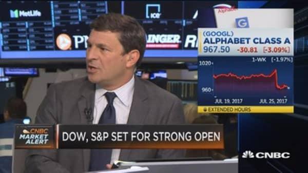 Alphabet's got to get 'Waymo rolling' after shares slip on earnings: Jim Cramer
