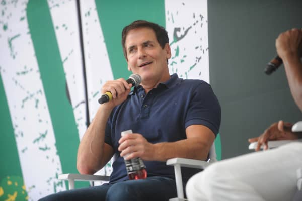 Mark Cuban at OZY FEST