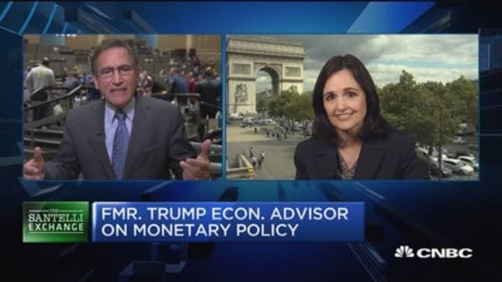 Santelli Exchange: Fmr. Trump Econ. Advisor on monetary policy
