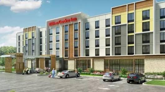 Hilton Garden Inn launches brand refresh.