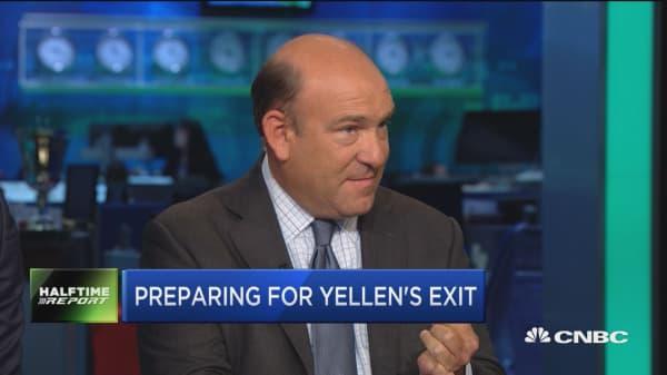 We won't know next Fed chair until fall: Liesman