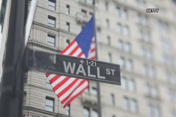 Wall Street's 'fear gauge' poised for new record low