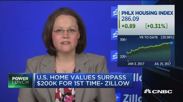We're seeing fundamental drivers causing home values to climb: Zillow's Svenja Gudell