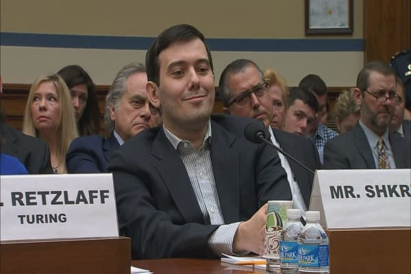 Martin Shkreli nastily berated lawyer, said his attorneys are 'lazy and stupid and paid too much'