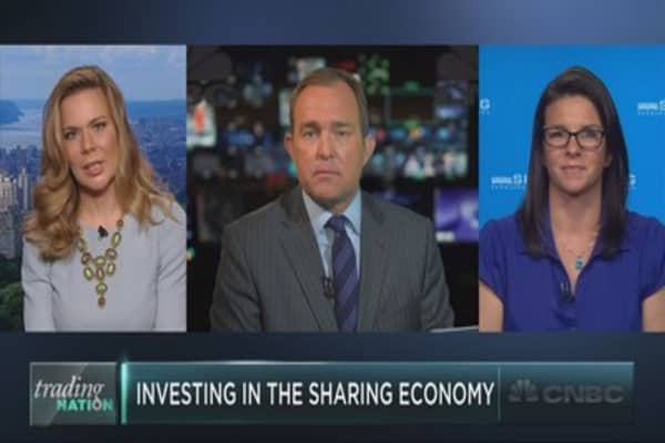 Investing in the sharing economy