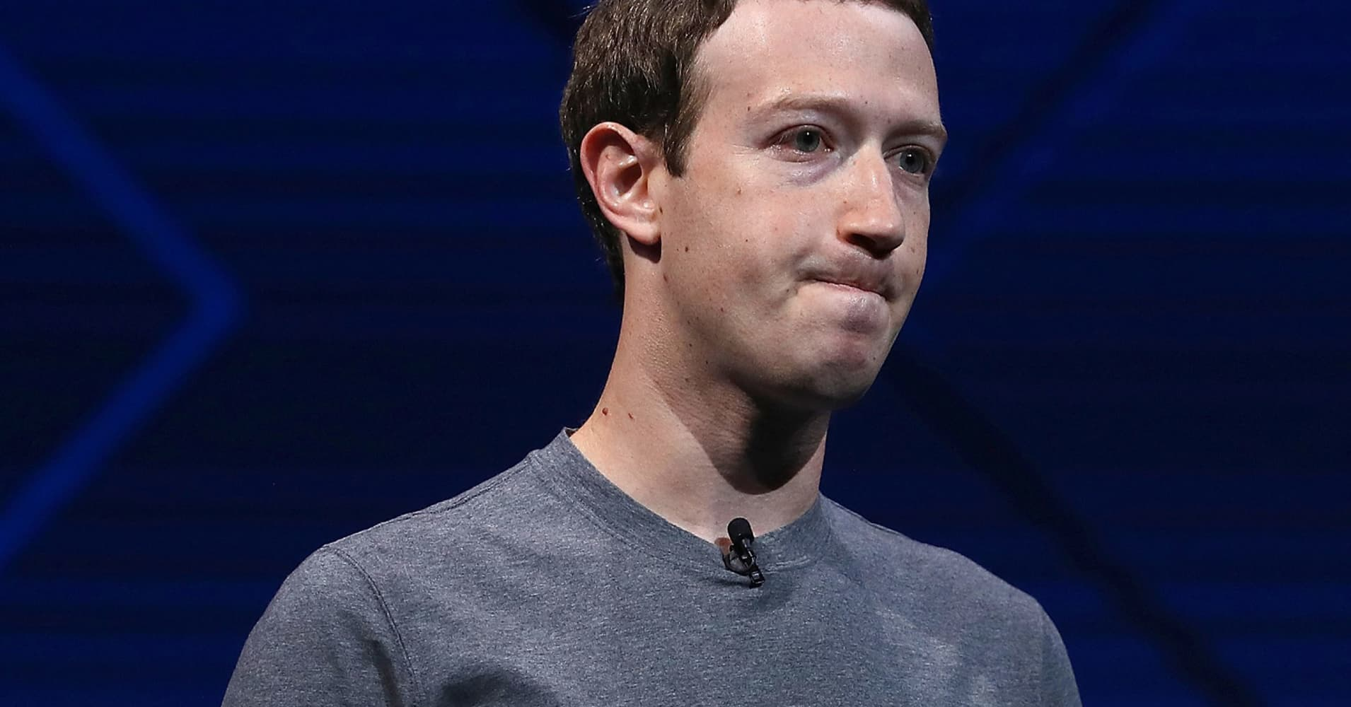 Facebook founder Mark Zuckerberg asked to lower his salary to 1 per year 30.04.2013 96