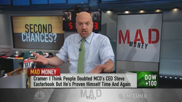 Cramer shares 4 high-quality stocks worth buying into their earnings weakness