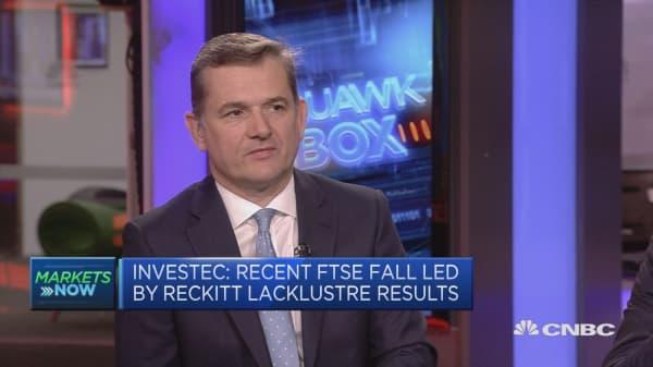 Investec: Recent weakening in UK bond proxies, utilities