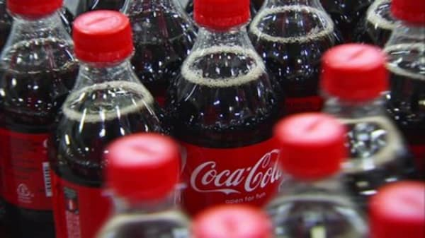 Coca-Cola beats analysts' expectations