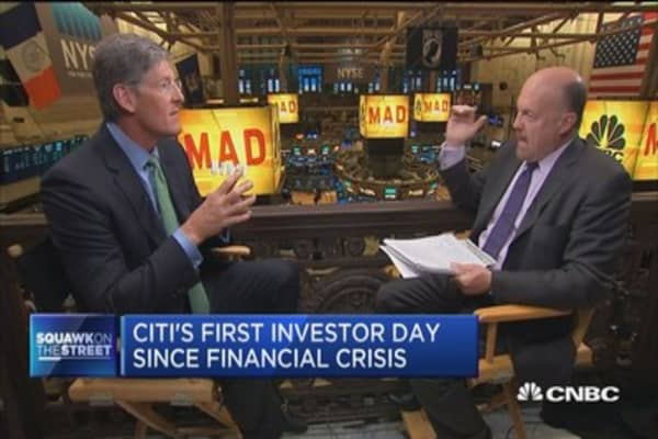 Citi CEO Michael Corbat: Trade is not dead