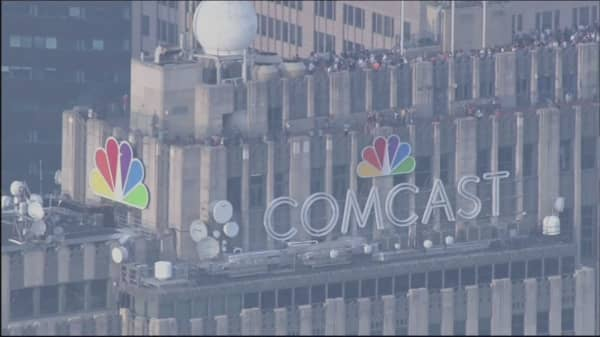 Comcast should buy Verizon for $215 billion, Citi analyst says