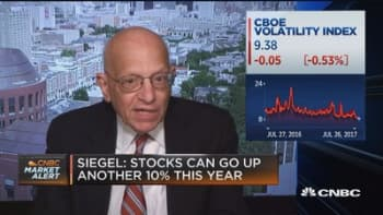 Keeping team Yellen at the Fed is good for Trump, says longtime stock bull Jeremy Siegel
