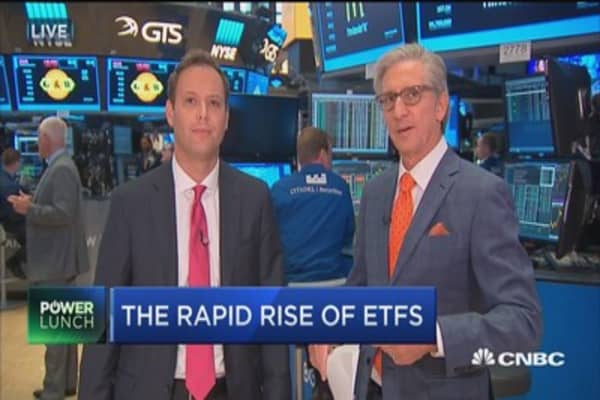 Bond ETFs celebrate 15th anniversary
