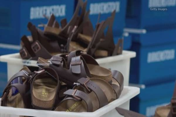 Birkenstock CEO slams Amazon's new buying program as an 'assault on decency'