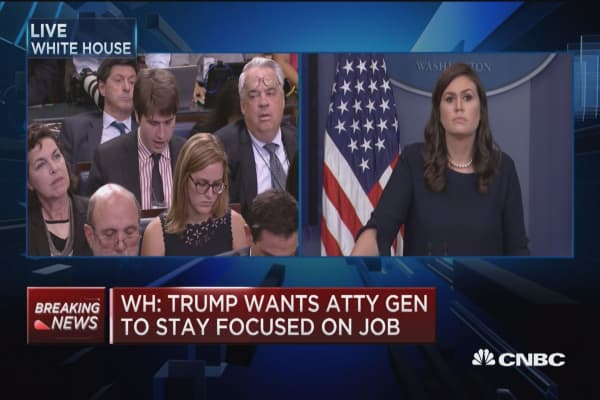 Sarah Sanders: Health care a perfect example of how Republicans need to step up