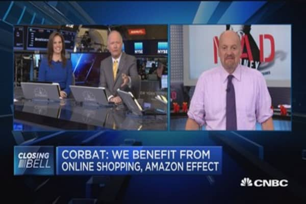 Citigroup's Michael Corbat: We benefit from online shopping and the Amazon effect