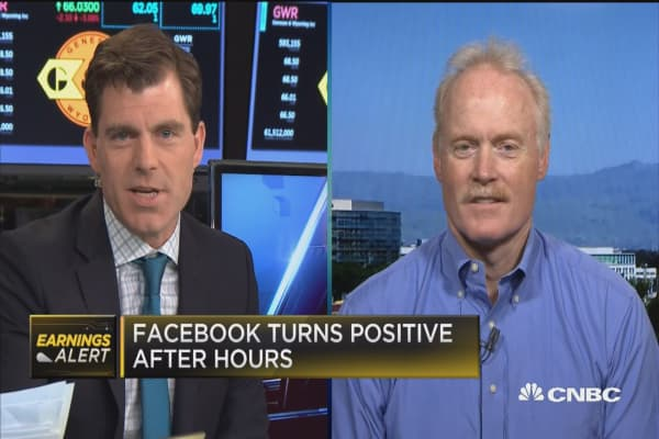 Everyone knew Facebook was going to grow: Firsthand's Kevin Landis