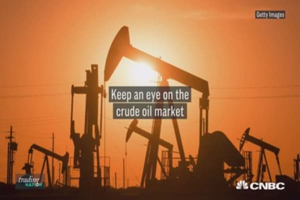 Here is why investors should watch the Crude Oil prices
