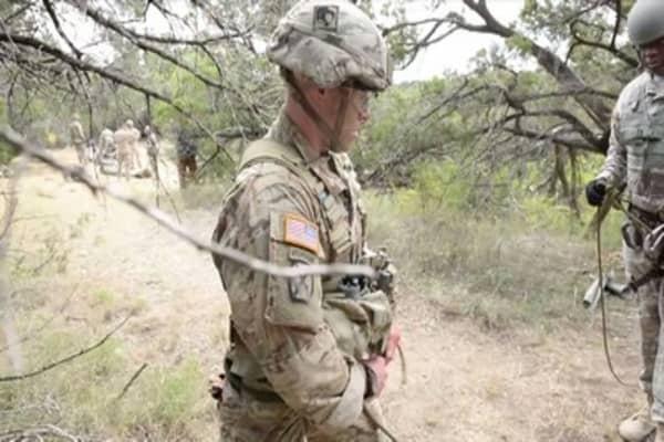 President Trump bans transgender soldiers