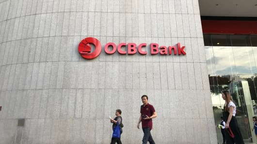 OCBC Centre in Singapore's central business district