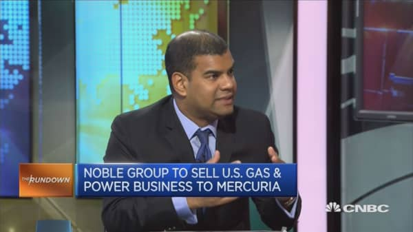 What's brewing at Noble Group?
