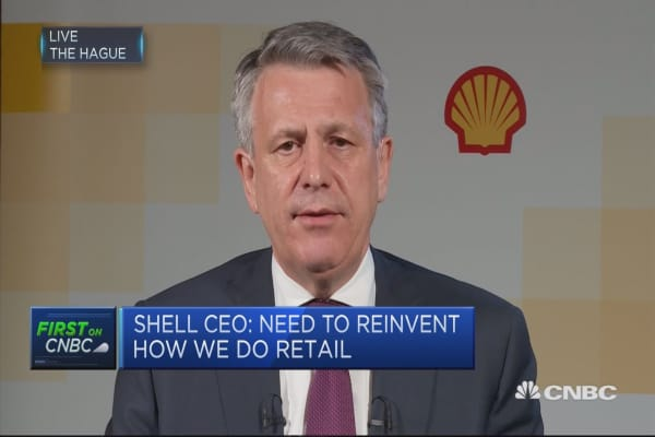 Shell CEO: 'further acceleration' to come after better-than-expected earnings
