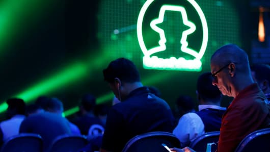 At Black Hat Conference, good guy hackers have a bleak view of US cybersecurity