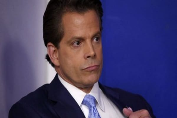 Anthony Scaramucci claims he knows who the White House leakers are