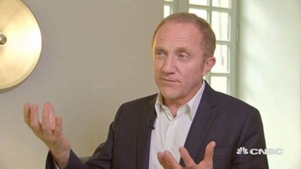 I don't need a shoe specialist: Kering CEO Pinault