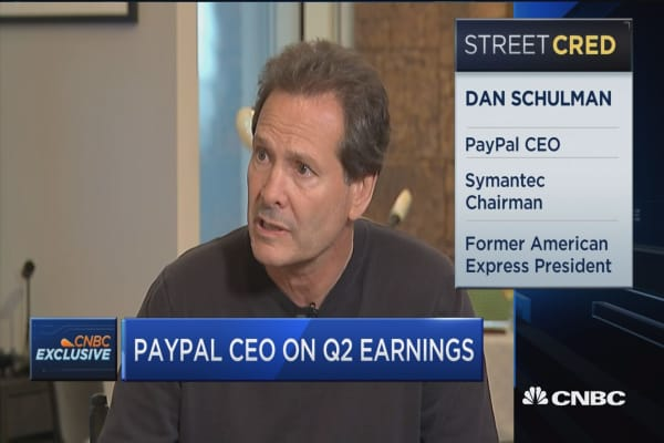 We're open to partnerships in the war on cash: PayPal CEO Dan Schulman