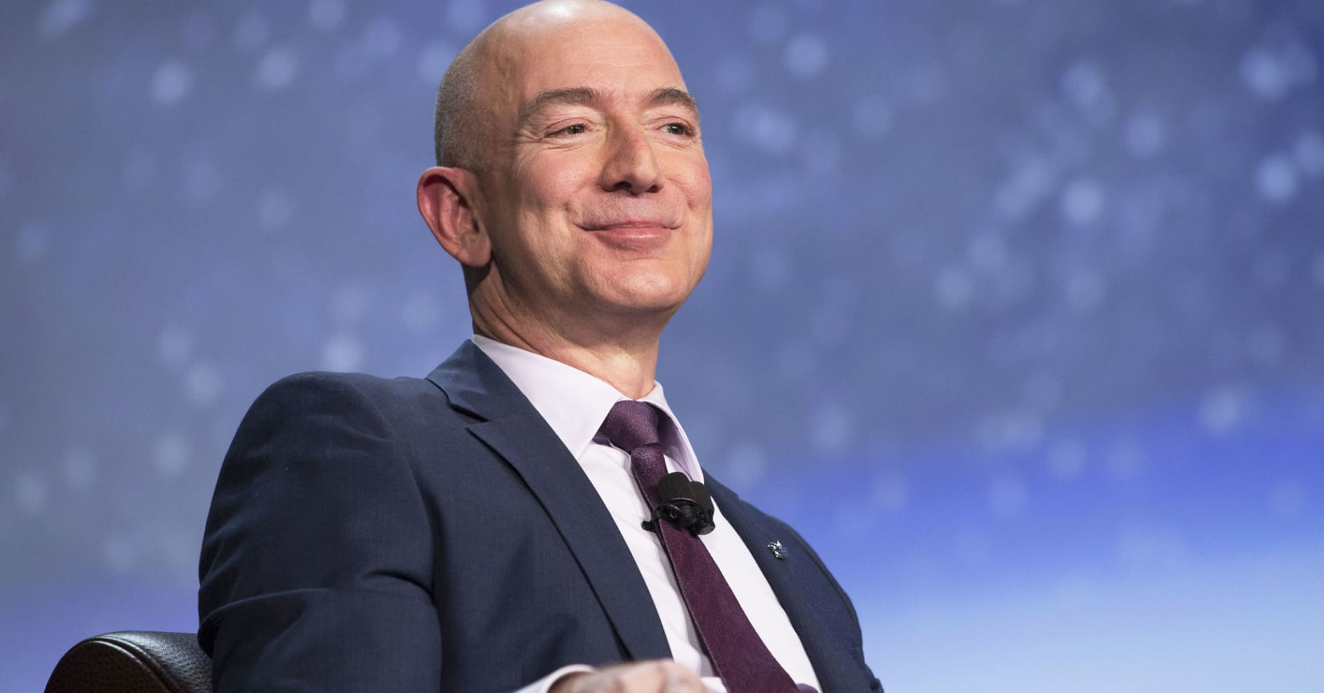 Jeff Bezos Says He will Ultimately Decide Amazon HQ2's Location on a Gut Feeling