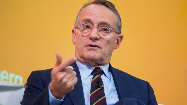 Howard Marks, co-chairman of Oaktree Capital Management