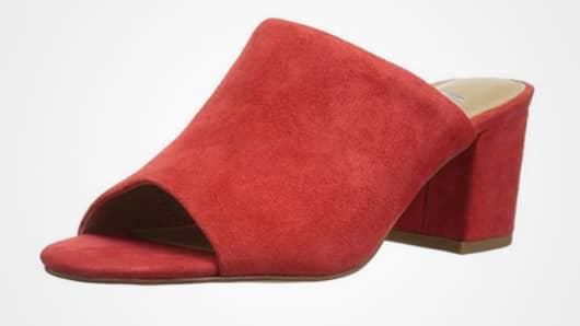 The Fix Women's Belle Block Heel Mule