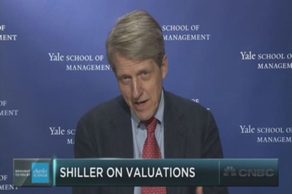 Robert Shiller on artificial intelligence