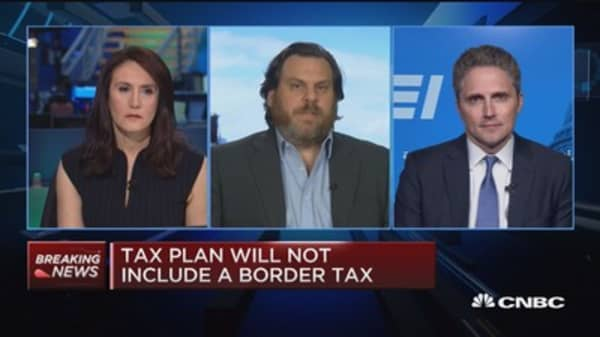 No border tax means we'll see smaller, less ambitious tax reform: AEI's James Pethokoukis